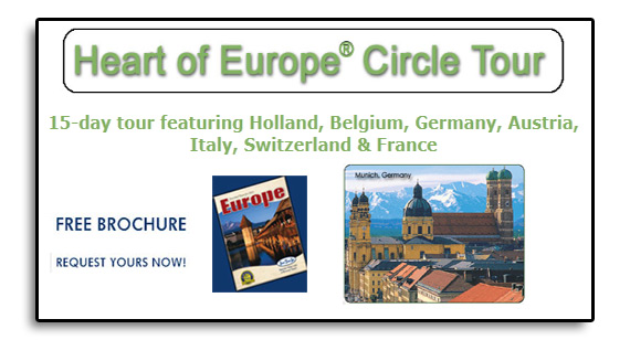 Heart of Europe - Image Tours Link